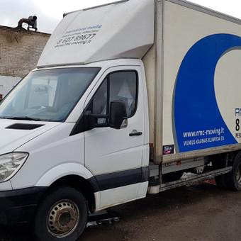 Perkraustymo paslaugos,kroviniu pervezimai Vilniuje ir Kaune / Rmc Moving - UAB Rasrama / Darbų pavyzdys ID 584641