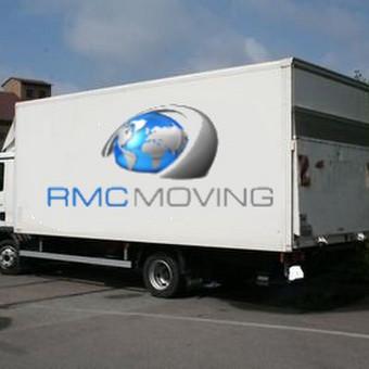 Perkraustymo paslaugos,kroviniu pervezimai Vilniuje ir Kaune / Rmc Moving - UAB Rasrama / Darbų pavyzdys ID 584645