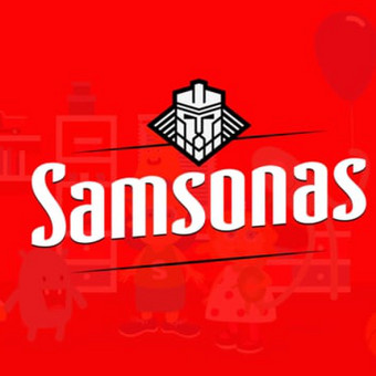 Samsoniukai TV reklama
