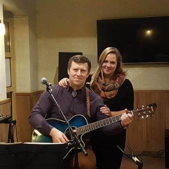 Gyva muzika, muzikantai su šypsena! / Urtė Dorotėja Paliukaitė / Darbų pavyzdys ID 585131