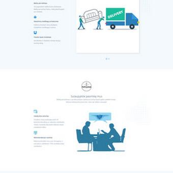 #1 Interneto svetainių, bei parduotuvių kūrimas,  SEO / Jonas Urbonas / Darbų pavyzdys ID 585211