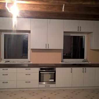 Virtuvės Baldų Gamyba / Virtuvės baldai / Darbų pavyzdys ID 585635