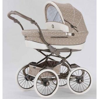 Kokybiškai valome vaikiškus vežimėlius