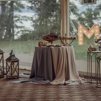 """Vestuvių planavimas/organizavimas """"DeVi Planners"""" / Viktorija Daukšienė / Darbų pavyzdys ID 586575"""