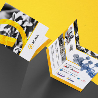"UAB ""Asvela"" informacinė brošiūra"