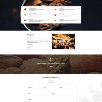 #1 Interneto svetainių, bei parduotuvių kūrimas,  SEO / Jonas Urbonas / Darbų pavyzdys ID 587463