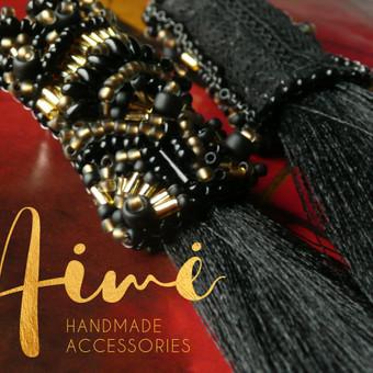 Aimė | handmade accessories / Aistė Matukaitytė / Darbų pavyzdys ID 587721