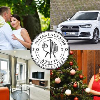 Fotografo paslaugos vestuvėm, renginiam, produktam, NT / Matas Laužadis / Darbų pavyzdys ID 588069