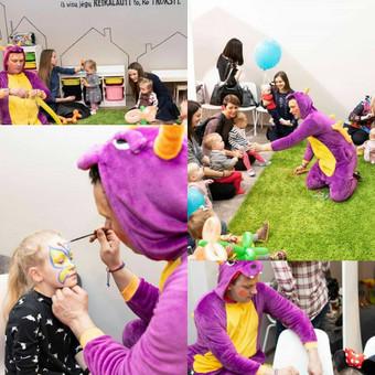 Personažai vaikų gimtadieniams, animatorius,renginių vedėjas / Ignas Ge / Darbų pavyzdys ID 588473