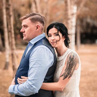 Vestuvių fotografas visoje Lietuvoje / Evaldas Slažinskas / Darbų pavyzdys ID 588543