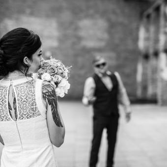 Vestuvių fotografas visoje Lietuvoje / Evaldas Slažinskas / Darbų pavyzdys ID 588547