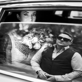 Vestuvių fotografas visoje Lietuvoje / Evaldas Slažinskas / Darbų pavyzdys ID 588555