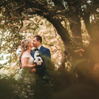 Vestuvių fotografas visoje Lietuvoje / Evaldas Slažinskas / Darbų pavyzdys ID 588563