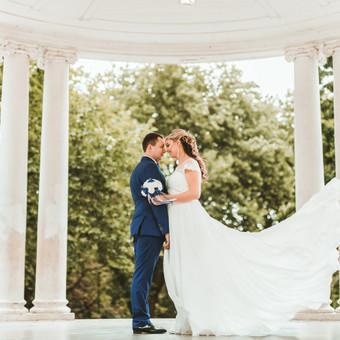 Vestuvių fotografas visoje Lietuvoje / Evaldas Slažinskas / Darbų pavyzdys ID 588569