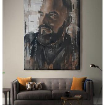 Danielė creator of art. Tapyba ant drobės. / Danielė -creator of art- / Darbų pavyzdys ID 588729