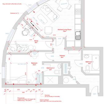 Interjero dizainas ''Daina Design Studio'' / Daina Petravice / Darbų pavyzdys ID 588829