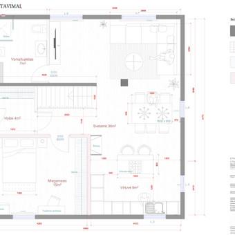 Interjero dizainas ''Daina Design Studio'' / Daina Petravice / Darbų pavyzdys ID 588831