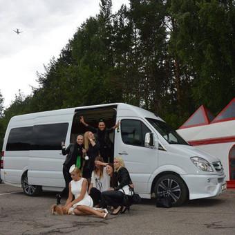 Limuzinu nuoma / Vilniaus Limuzinai / Darbų pavyzdys ID 588837