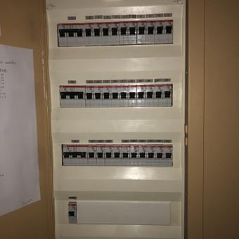Varžu matavimas, Rangovo aktas, elektros darbai / Arvydas / Darbų pavyzdys ID 525129