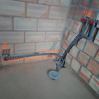 Rekuperacijos-vėdinimo sistemų įrengimas / Edgaras / Darbų pavyzdys ID 589247