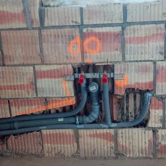 Rekuperacijos-vėdinimo sistemų įrengimas / Edgaras / Darbų pavyzdys ID 589249