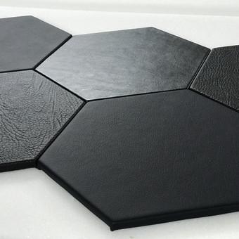 Minkštos 3D sienų plokštės, lovos, galvūgaliai / Gražvydas / Darbų pavyzdys ID 590503