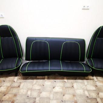 Auto salonų siuvimas / Renaldas / Darbų pavyzdys ID 590507