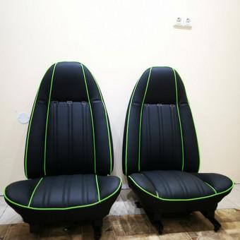 Auto salonų siuvimas / Renaldas / Darbų pavyzdys ID 590509
