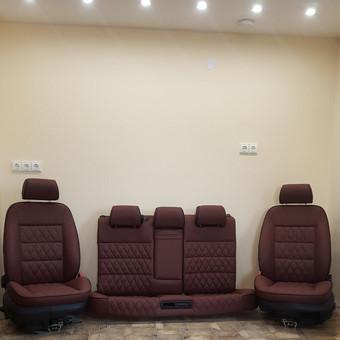 Auto salonų siuvimas / Renaldas / Darbų pavyzdys ID 590545