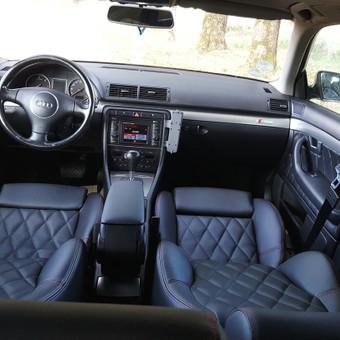 Auto salonų siuvimas / Renaldas / Darbų pavyzdys ID 590549