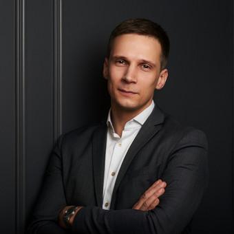 Stilinga verslo portreto ir mados fotografija / Karolina Vaitonytė / Darbų pavyzdys ID 590919