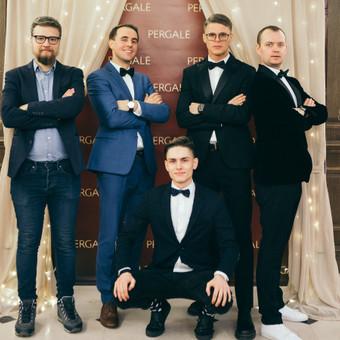 TŪZAI.LT | Renginių vedėjas Ignas Šeputis IR KOMANDA |DJ| / Ignas Šeputis ( TŪZAI ) / Darbų pavyzdys ID 591331