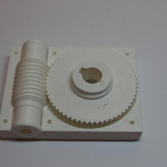 Plastikinių detalių gaminimas bei projektavimas / Liudas Staugaitis / Darbų pavyzdys ID 591519