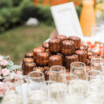 Šventė Stilingai - vaišių/šampano staliukas + aptarnavimas / Gabrielė Venckūnaitė / Darbų pavyzdys ID 591753