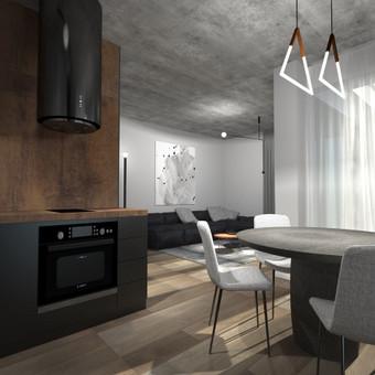 Casa-nova interjero dizainas ir projektavimas / Casa-nova Interjero dizainas / Darbų pavyzdys ID 591849