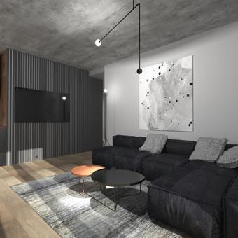 Casa-nova interjero dizainas ir projektavimas / Casa-nova Interjero dizainas / Darbų pavyzdys ID 591851