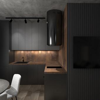 Casa-nova interjero dizainas ir projektavimas / Casa-nova Interjero dizainas / Darbų pavyzdys ID 591853