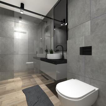 Casa-nova interjero dizainas ir projektavimas / Casa-nova Interjero dizainas / Darbų pavyzdys ID 591857
