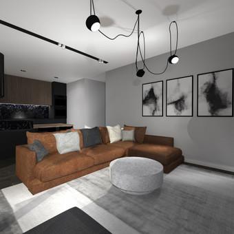 Casa-nova interjero dizainas ir projektavimas / Casa-nova Interjero dizainas / Darbų pavyzdys ID 591863