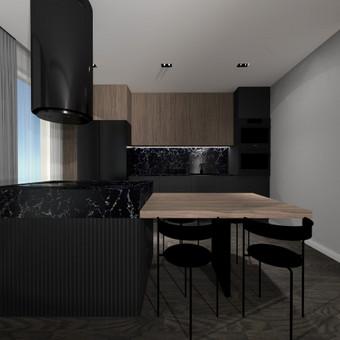 Casa-nova interjero dizainas ir projektavimas / Casa-nova Interjero dizainas / Darbų pavyzdys ID 591867