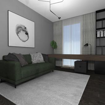 Casa-nova interjero dizainas ir projektavimas / Casa-nova Interjero dizainas / Darbų pavyzdys ID 591877
