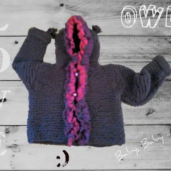 Vienetiniai megzti ir siūti autoriniai rūbai, gaminiai ir t. / Elana S. K. / Darbų pavyzdys ID 592041