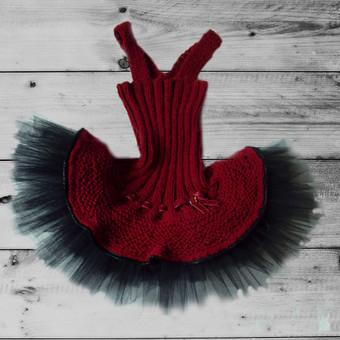 Vienetiniai megzti ir siūti autoriniai rūbai, gaminiai ir t. / Elana S. K. / Darbų pavyzdys ID 592043