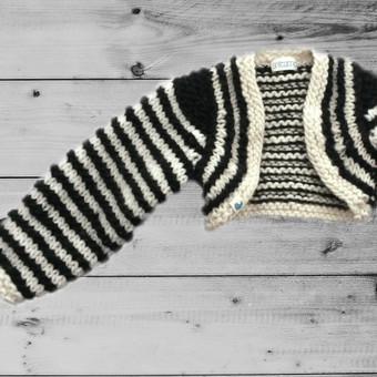 Vienetiniai megzti ir siūti autoriniai rūbai, gaminiai ir t. / Elana S. K. / Darbų pavyzdys ID 592053