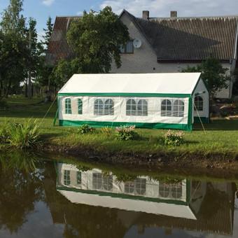 Šventinių palapinių-paviljonų nuoma, baldų nuoma 867 659 659 / Rentelta / Darbų pavyzdys ID 592215