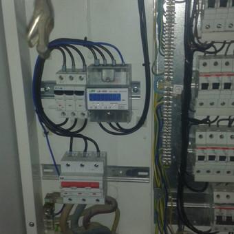 Kokybiškos elektros instaliacijos paslaugos / Elektrikas Martynas / Darbų pavyzdys ID 80293