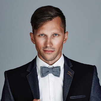 Renginių vedėjas Andrius Janušauskas - LT/EN kalbomis / Andrius Janušauskas / Darbų pavyzdys ID 592507