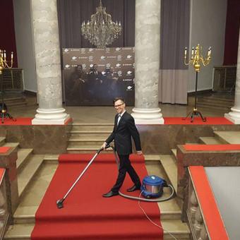 Renginių vedėjas Andrius Janušauskas - LT/EN kalbomis / Andrius Janušauskas / Darbų pavyzdys ID 592509