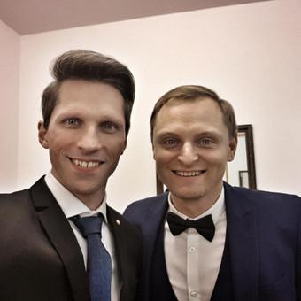 Renginių vedėjas Andrius Janušauskas - LT/EN kalbomis / Andrius Janušauskas / Darbų pavyzdys ID 592561