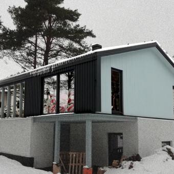 Projektavimas, statybos realizacija / Povilas / Darbų pavyzdys ID 593645